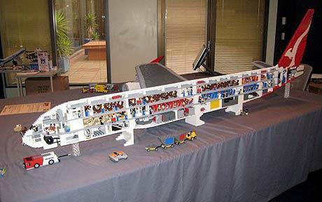 8 najbardziej szalonych konstrukcji z lego