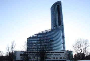 12 popularnych wieżowców w Europie – II