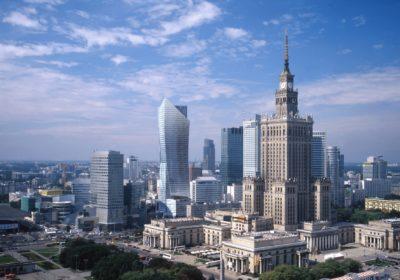 12 socrealistycznych wieżowców – I