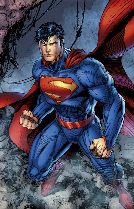 8 superbohaterów od DC Comics
