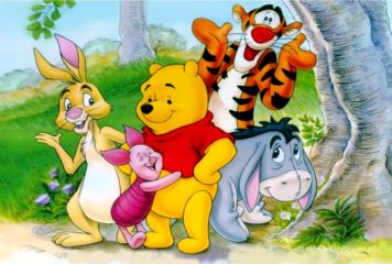 7 postaci bajkowych od Walta Disneya