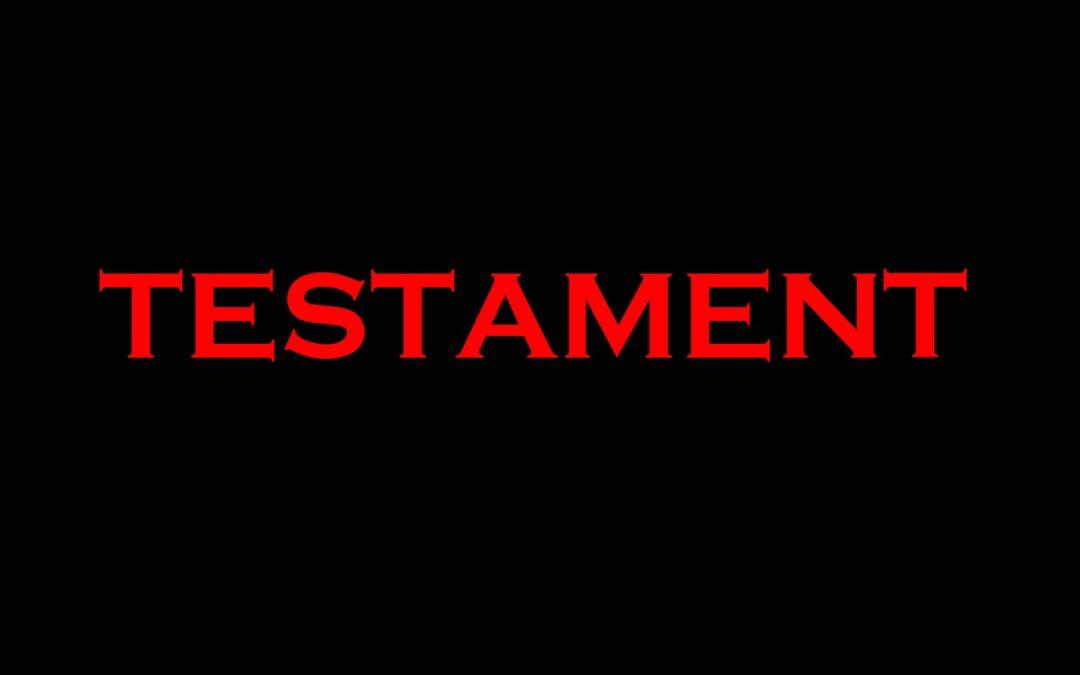 Testament oraz jego rodzaje