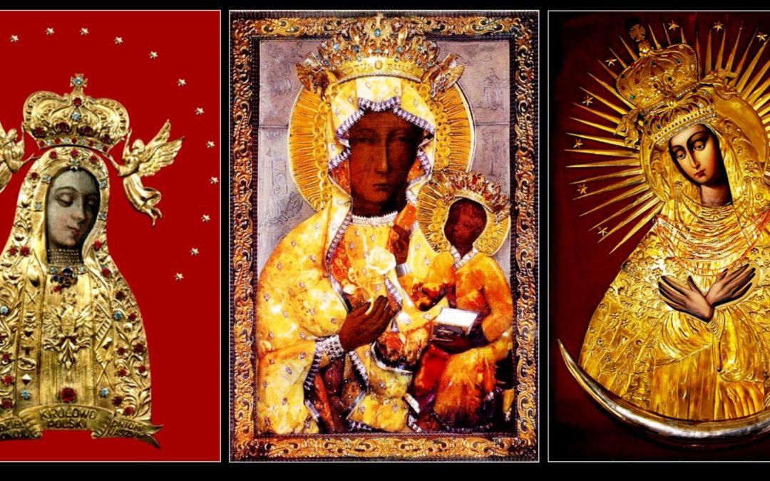 3 wielkie Madonny